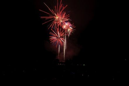 Palisades Rocks the Fourth - July 4, 2015